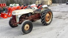 Tractor For Sale:  1953 Ford 8N