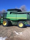 Combine For Sale:  2002 John Deere 9650