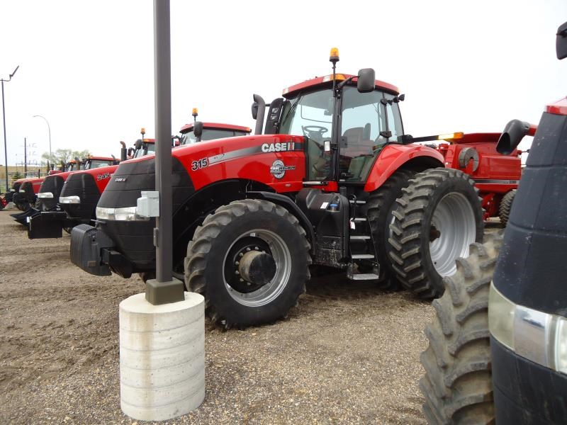 2013 Case IH 315 MAGPS Tractor For Sale