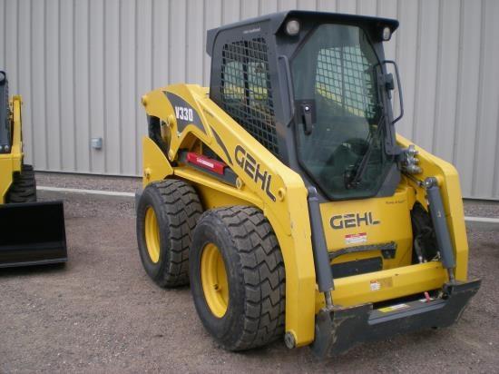 2012 Gehl V330 Skid Steer For Sale