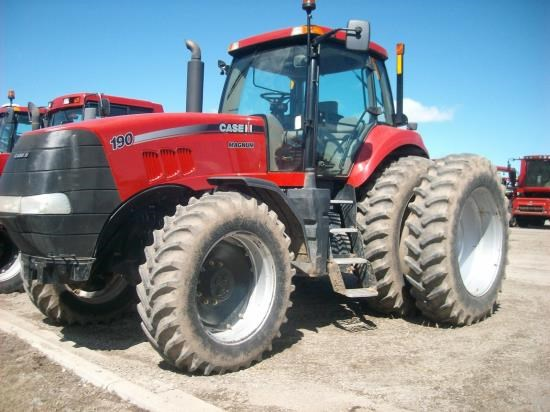 2009 Case IH 190 MAGPS Tractor For Sale