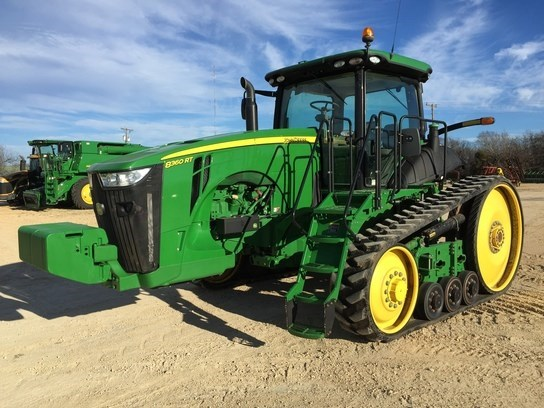 2012 John Deere 8360RT Tractor For Sale