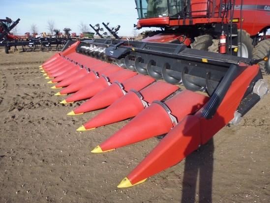 2011 Geringhoff RD1230, 7230/8230, Contour, HHC, Row Guidance Cabezales para maíz a la venta
