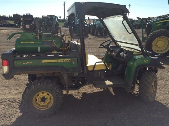 2011 John Deere XUV 825i Utility Vehicle For Sale