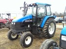 Tractor For Sale:  2001 New Holland TS110 , 110 HP