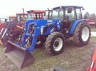 Tractor For Sale:  2008 New Holland TL100A DLX , 98 HP