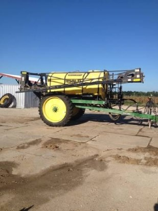 2010 Bestway Pro 4 Sprayer-Pull Type For Sale