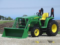 Tractor For Sale 2015 John Deere 3038E , 38 HP