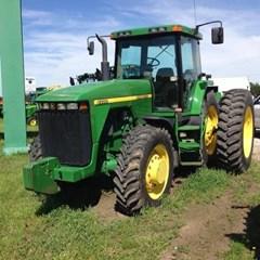 Tractor For Sale:  1997 John Deere 8200 , 180 HP