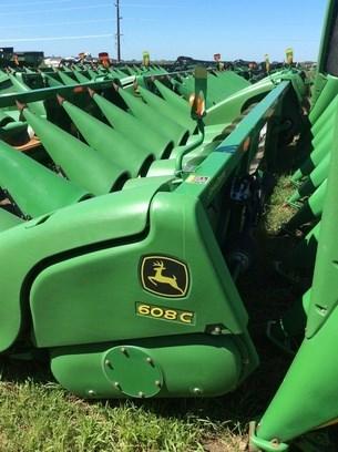 2009 John Deere 608C Header-Corn For Sale