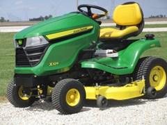 Riding Mower For Sale 2014 John Deere X324 , 22 HP