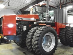 Tractor For Sale 1997 Case IH 9390 , 425 HP