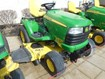 Riding Mower For Sale:  2008 John Deere X720 , 27 HP