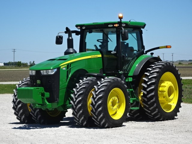 2014 John Deere 8345R Tractor For Sale