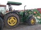 Tractor For Sale:  2013 John Deere 5100M , 94 HP