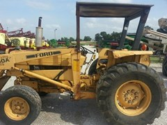 Tractor For Sale:  1985 Ford 340A , 47 HP