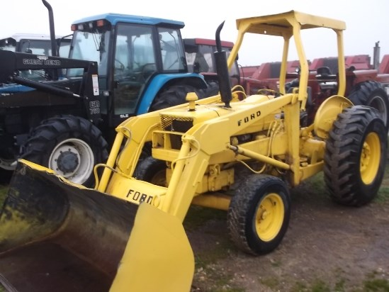 Ford 3400 Tractor For Sale