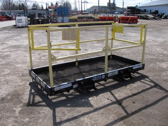 2010 Star 1208B WORK PLATFORM Misc. Material Handling For Sale