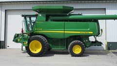 Combine For Sale 2009 John Deere 9670STS