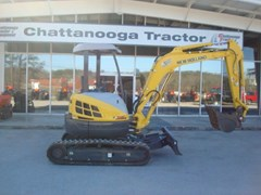 Excavator-Mini For Sale:  2013 New Holland E35B , 28 HP