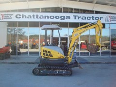 Excavator-Mini :  2013 New Holland E27B , 21 HP