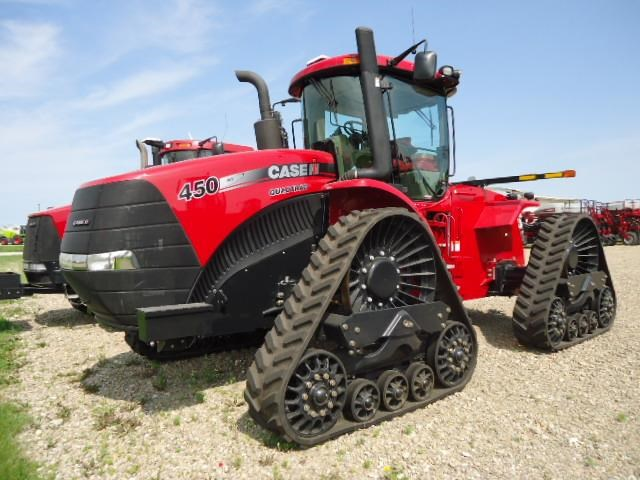 2013 Case IH 450 RT18 Tractor For Sale