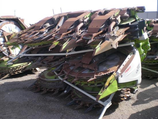 2009 Claas ORBIS 900 Forage Head-Row Crop For Sale