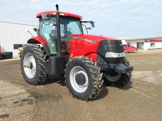 2012 Case IH 170 PUMAC Tractor For Sale