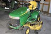 Riding Mower For Sale:  2002 John Deere LX288