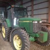 Tractor For Sale:  1999 John Deere 7810 , 175 HP