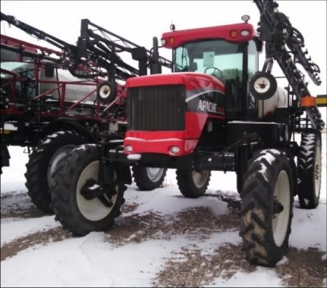 2009 Apache AS1010 Sprayer-Self Propelled For Sale