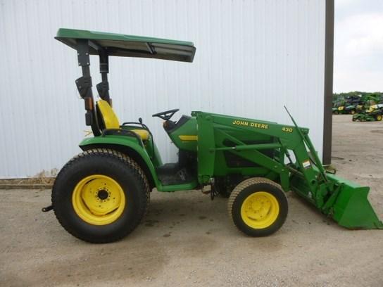 2003 John Deere 4410 Tractor For Sale