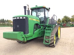 Tractor For Sale:  2001 John Deere 9400T , 425 HP