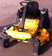 Riding Mower For Sale:  2012 Cub Cadet RZT S 50 , 25 HP