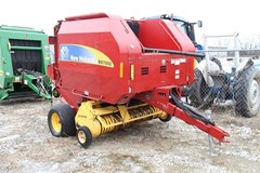 Baler-Round For Sale 2010 New Holland BR7060