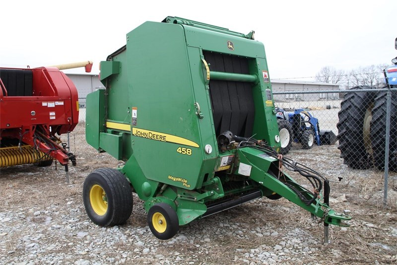 2012 John Deere 458 Misc. Ag For Sale