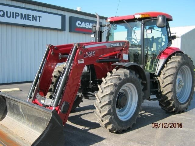 2011 Case IH MAXXUM 125 PRO Tractor For Sale