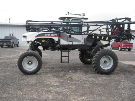 2009 Spra-Coupe 4460 Sprayer-Self Propelled For Sale