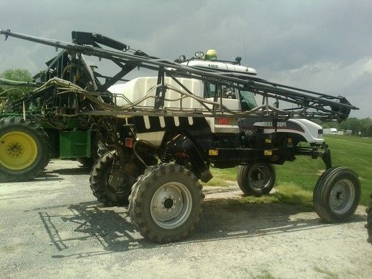 2008 Spra-Coupe 4460 Sprayer-Self Propelled For Sale