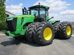 Tractor For Sale 2013 John Deere 9560R , 560 HP