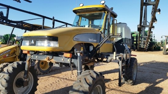 2011 Spra-Coupe 4460 Sprayer-Self Propelled For Sale