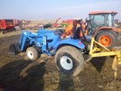Tractor For Sale:  2005 New Holland TC33DA , 29 HP