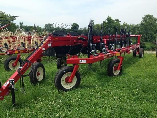 2015 H & S BF1460 Hay Rake-Wheel For Sale