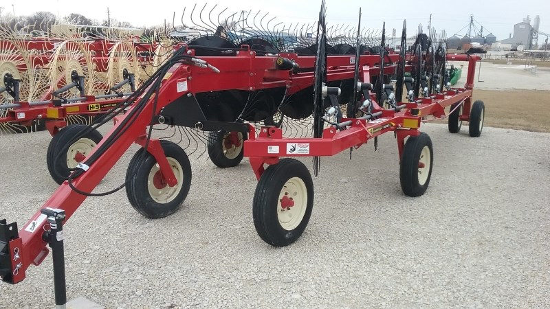 2015 H & S BF1460 Hay Rake-Wheel For Sale