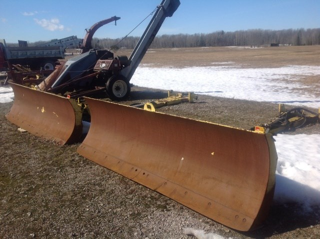 2007 Degelman BLADE Blade Front For Sale