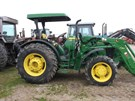 Tractor For Sale:  2013 John Deere 5100M , 100 HP