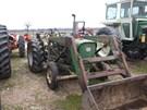 Tractor For Sale:  1967 John Deere 1020 , 39 HP