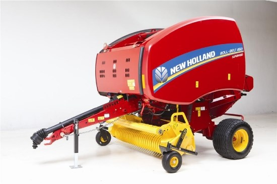 2015 New Holland 450 Baler-Round For Sale