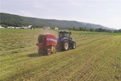 Baler-Round For Sale:  New Holland 450