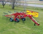 Hay Rake-Rotary For Sale: 2015 H & S RR420